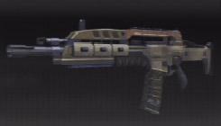 BO II M8A1 Assault Rifle