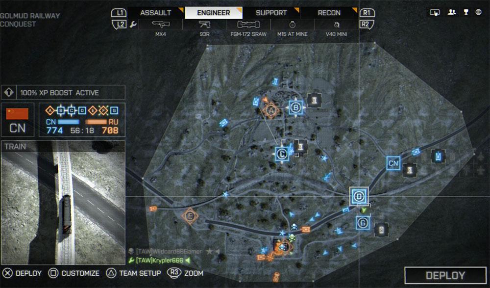 battlefield 1 what do field manuals do
