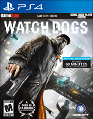 Watch_Dogs cover (PS4)