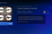 The LAst of Us Factions: Scoped Weapons Bundle