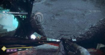 Destiny 2 Beta NESSUS: Lost Sector Marker #2
