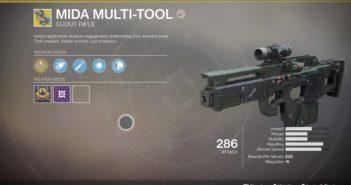 MIDA Multi-Tool in Destiny 2