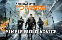 Simple Build Advice