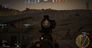 Ghost War PvP: Assault Rifle VS Mortar Drone