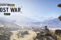 Ghost Recon Wildlands: Ghost War main title